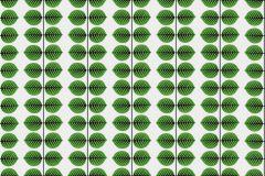 1750 cikkszámú tapéta.Retro,természeti mintás,fehér,fekete,zöld,lemosható,vlies tapéta