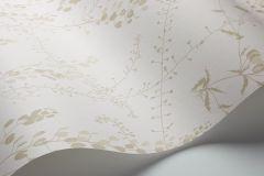 1785 cikkszámú tapéta.Rajzolt,retro,természeti mintás,bézs-drapp,fehér,zöld,lemosható,vlies tapéta