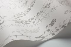 1786 cikkszámú tapéta.Rajzolt,retro,természeti mintás,fehér,szürke,lemosható,vlies tapéta