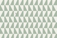 2739 cikkszámú tapéta.Kockás,retro,geometriai mintás,fehér,szürke,kék,türkiz,zöld,gyengén mosható,vlies  tapéta