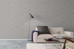6307 cikkszámú tapéta.Dekor tapéta ,egyszínű,különleges felületű,szürke,lemosható,vlies tapéta