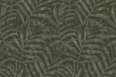 3071 cikkszámú tapéta.Természeti mintás,textil hatású,fekete,szürke,lemosható,vlies tapéta