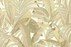 BA2201 cikkszámú tapéta.állatok,természeti mintás,arany,barna,sárga,súrolható,vlies tapéta