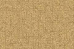 TP1302 cikkszámú tapéta.Bőr hatású,arany,súrolható,vlies tapéta