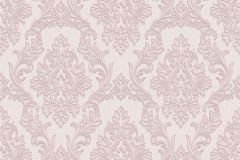 BL1009-3 cikkszámú tapéta.Barokk-klasszikus,különleges felületű,pink-rózsaszín,lemosható,vlies tapéta