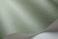 3923 cikkszámú tapéta.Egyszínű,textilmintás,zöld,lemosható,illesztés mentes,vlies tapéta