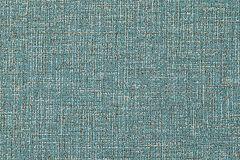 3930 cikkszámú tapéta.Egyszínű,textilmintás,türkiz,zöld,lemosható,illesztés mentes,vlies tapéta