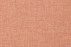 3936 cikkszámú tapéta.Egyszínű,textilmintás,barna,bézs-drapp,narancs-terrakotta,lemosható,illesztés mentes,vlies tapéta