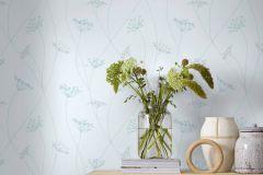 9302 cikkszámú tapéta.Különleges felületű,természeti mintás,fehér,kék,lemosható,vlies tapéta