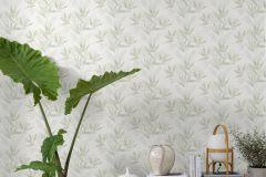 9307 cikkszámú tapéta.Különleges felületű,természeti mintás,szürke,zöld,lemosható,vlies tapéta
