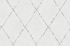 9313 cikkszámú tapéta.Geometriai mintás,különleges felületű,barna,szürke,lemosható,vlies tapéta