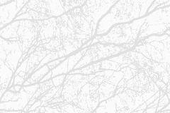 9318 cikkszámú tapéta.Természeti mintás,fehér,szürke,lemosható,vlies tapéta