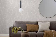 9319 cikkszámú tapéta.Különleges felületű,természeti mintás,fehér,szürke,lemosható,vlies tapéta