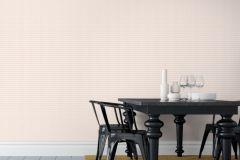 8815 cikkszámú tapéta.Absztrakt,különleges motívumos,fehér,pink-rózsaszín,lemosható,vlies tapéta