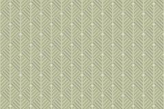 6374 cikkszámú tapéta.3d hatású,geometriai mintás,különleges motívumos,gyöngyház,zöld,lemosható,vlies tapéta