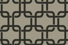 6384 cikkszámú tapéta.Geometriai mintás,különleges felületű,metál-fényes,plüss felületű,retro,velúr felületű,bronz,vlies tapéta