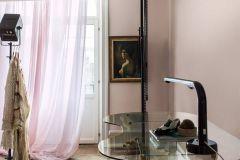 4874 cikkszámú tapéta.Egyszínű,metál-fényes,pink-rózsaszín,lemosható,illesztés mentes,vlies tapéta