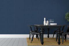 4669 cikkszámú tapéta.Egyszínű,különleges felületű,kék,gyengén mosható,illesztés mentes,vlies tapéta