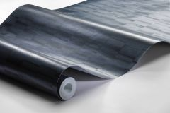 4561 cikkszámú tapéta.Absztrakt,különleges felületű,metál-fényes,kék,lemosható,vlies tapéta