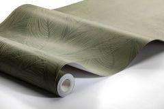 4574 cikkszámú tapéta.Absztrakt,különleges felületű,metál-fényes,természeti mintás,barna,zöld,lemosható,vlies tapéta