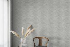 4577 cikkszámú tapéta.Absztrakt,különleges felületű,metál-fényes,ezüst,szürke,lemosható,vlies tapéta