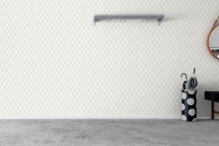 5260 cikkszámú tapéta.Absztrakt,rajzolt,természeti mintás,fehér,szürke,lemosható,vlies tapéta