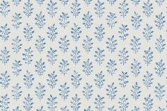 3667 cikkszámú tapéta.Természeti mintás,bézs-drapp,kék,lemosható,vlies tapéta