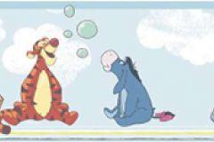 WP3501-1 cikkszámú tapéta.Emberek-sztárok,gyerek,rajzolt,fehér,kék,narancs-terrakotta,pink-rózsaszín,piros-bordó,sárga,szürke,papír bordűr
