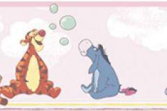 WP3501-2 cikkszámú tapéta.Emberek-sztárok,gyerek,rajzolt,fehér,fekete,kék,narancs-terrakotta,pink-rózsaszín,sárga,zöld,papír bordűr