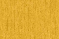 6306-03 cikkszámú tapéta.Egyszínű,különleges felületű,sárga,lemosható,illesztés mentes,vlies tapéta