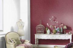 6306-06 cikkszámú tapéta.Egyszínű,különleges felületű,piros-bordó,lemosható,illesztés mentes,vlies tapéta