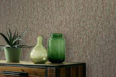6308-11 cikkszámú tapéta.Fa hatású-fa mintás,különleges felületű,barna,zöld,lemosható,illesztés mentes,vlies tapéta