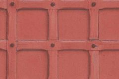 6317-06 cikkszámú tapéta.3d hatású,fa hatású-fa mintás,különleges felületű,piros-bordó,lemosható,vlies tapéta