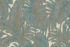 5410-19 cikkszámú tapéta.Különleges felületű,természeti mintás,bézs-drapp,narancs-terrakotta,zöld,lemosható,vlies tapéta