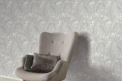 5410-31 cikkszámú tapéta.Különleges felületű,természeti mintás,bézs-drapp,fehér,szürke,lemosható,vlies tapéta