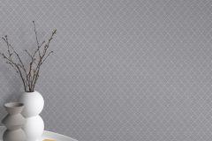 5412-10 cikkszámú tapéta.Absztrakt,különleges felületű,gyöngyház,szürke,lemosható,vlies tapéta