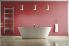 6307-06 cikkszámú tapéta.Egyszínű,különleges felületű,piros-bordó,lemosható,illesztés mentes,vlies tapéta