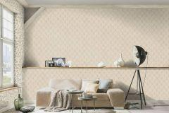 6334-02 cikkszámú tapéta.Különleges felületű,bézs-drapp,narancs-terrakotta,lemosható,vlies tapéta