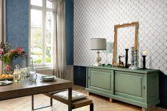 6334-08 cikkszámú tapéta.Különleges felületű,marokkói ,lila,szürke,lemosható,vlies tapéta