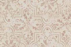 6337-02 cikkszámú tapéta.Absztrakt,különleges felületű,barna,bézs-drapp,lemosható,vlies tapéta