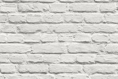 102539 cikkszámú tapéta.Konyha-fürdőszobai,kőhatású-kőmintás,fehér,szürke,gyengén mosható,vlies tapéta