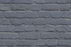 L22601 cikkszámú tapéta.Egyszínű,szürke,gyengén mosható,vlies tapéta