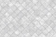 L44909 cikkszámú tapéta.Absztrakt,csillámos,geometriai mintás,különleges felületű,különleges motívumos,ezüst,szürke,lemosható,vlies tapéta