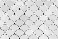 L59100 cikkszámú tapéta.3d hatású,absztrakt,csillámos,különleges felületű,különleges motívumos,ezüst,fehér,lemosható,vlies tapéta