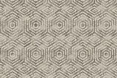 L60608 cikkszámú tapéta.3d hatású,geometriai mintás,különleges motívumos,barna,bézs-drapp,lemosható,vlies tapéta