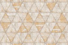 L61708 cikkszámú tapéta.Absztrakt,csillámos,geometriai mintás,különleges felületű,különleges motívumos,bézs-drapp,narancs-terrakotta,lemosható,vlies tapéta