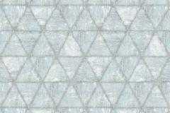L61709 cikkszámú tapéta.Csillámos,geometriai mintás,különleges felületű,különleges motívumos,ezüst,türkiz,lemosható,vlies tapéta