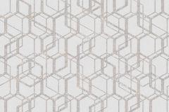 270509 cikkszámú tapéta.Absztrakt,különleges felületű,bézs-drapp,szürke,lemosható,vlies tapéta
