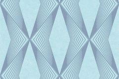 402139 cikkszámú tapéta.Absztrakt,különleges felületű,kék,lemosható,vlies tapéta