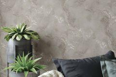 402245 cikkszámú tapéta.Csillámos,kőhatású-kőmintás,különleges felületű,lila,szürke,lemosható,vlies tapéta